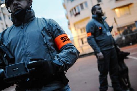 Agent de sécurité cynophile à Paris (75) et région ile de france