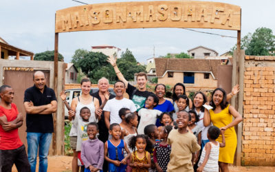 Le Groupe AGIR parraine l'orphelinat Masohafa à Madagascar
